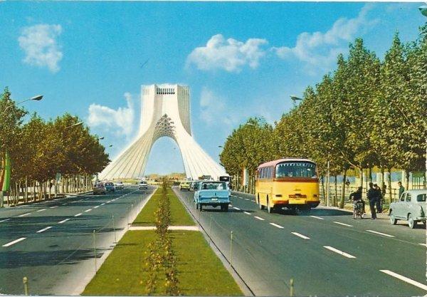 میدان شهیاد- آزادی